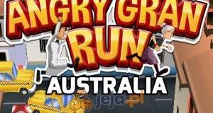 Bieg wściekłej babci: Australia