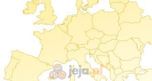 Kraje Europy