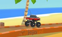 Szalony monster truck