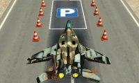 Parkowanie 3D: Bojowy myśliwiec