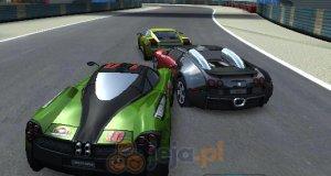 Wyścigi ekstremalnych aut 3D