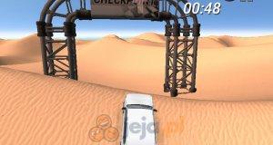 Pustynna jazda w Dubaju 3D