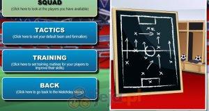 Menedżer piłkarski : Sezon 2011/2012