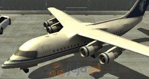 Parkowanie 3D: Samoloty