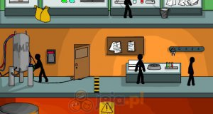 Kliknij i zabij: Szpital i laboratorium