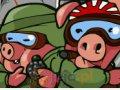 Świnie kamikaze Gry
