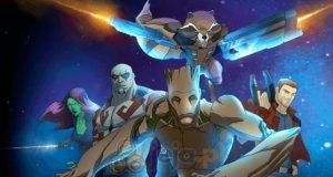 Strażnicy Galaktyki: Galaktyczny Bieg