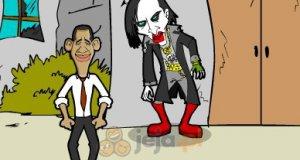 Obama Resident Evil
