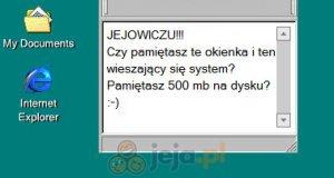 Prawdziwy Windows 98