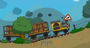 Pociąg z węglem 2
