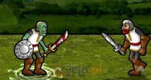 Rycerz zombie