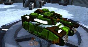 Wojenny szlak: Ciężkie czołgi, ciężka sprawa