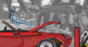 Crash wyrzutnia