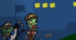 Golf z zombie