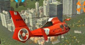 Symulator helikoptera ratunkowego