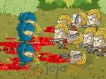Ninja i oblężenie mafiozów 3