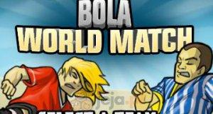 Bola: Mecz międzynarodowy