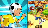 Bieg wściekłej babci: Brazylia