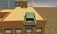 Rooftop Car Stunt