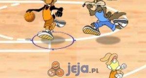 Koszykówka z Królikiem Bugsem