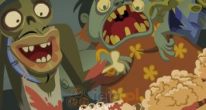 Hamburgery Zombie