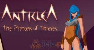Anticlea: Księżniczka złodziei