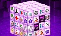 Mahjongg 3D: Dark