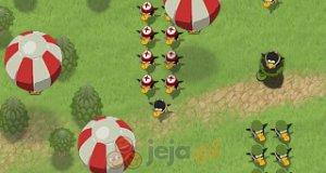 Pingwiny atakują 2