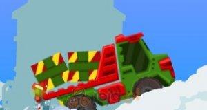 Ciężarówka Mikołaja