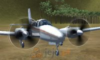 Symulator latania 3D