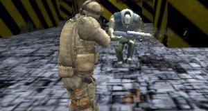 Obóz robotów