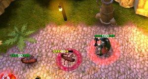 Strażnik zamku: Początek obrony