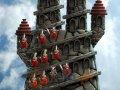 Zamkowe wieże