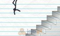 Spadanie ze schodów