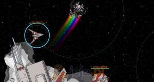 Kosmiczne wojny multiplayer