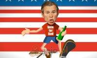 Nietrzeźwy Bush
