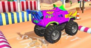 Zwierzęce monster trucki
