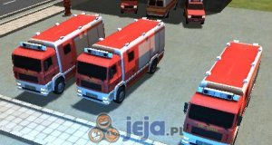 Parkowanie 3D: Straż pożarna