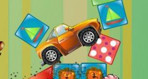 Przygody auta-zabawki