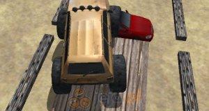 Parkowanie 3D: Monster Truck