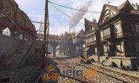 Średniowieczne miasto idle