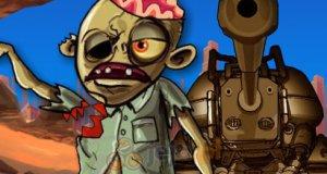 Czołg na zombie