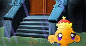 Szczęśliwa małpka: Zamek