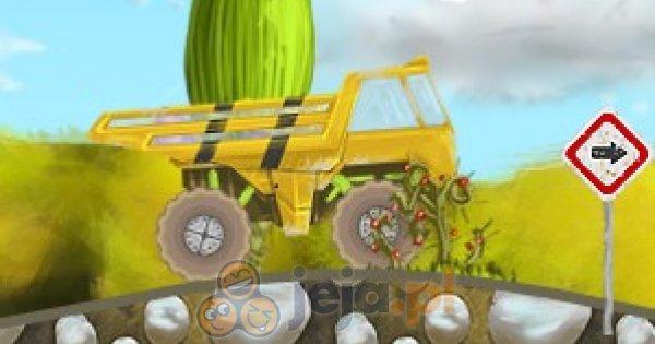 Transport kamieni