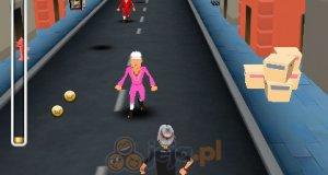 Bieg wściekłej babci