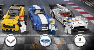 LEGO: Mistrzowie prędkości 2