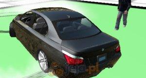 Rozbijanie BMW M5