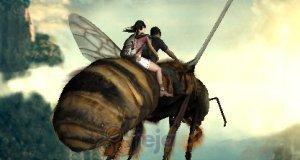 Podróż na pszczole