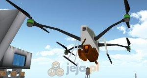 Zdalnie sterowany helikopter
