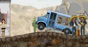Kierowca więziennego busa